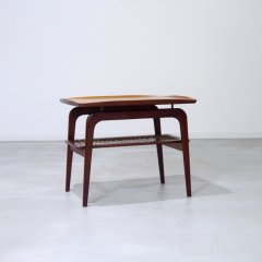 デザイナーズ|サイドテーブル/アルネ・ホブマン・オルセン/チーク|UD10078