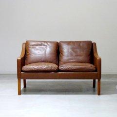 デザイナーズ|Model.2208 / 2シーターソファ / ボーエ・モーエンセン|UD10045