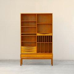 デザイナー|ブックハイシェルフ(オーク)/ マリアン・グラビスキー  |UD10065