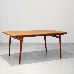デザイナーズ|伸長式ダイニングテーブル(160cm) / ヨハネス・アンダーセン  |UD10124