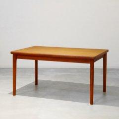 ブランド|伸長式ダイニングテーブル(140cm) / AMモブラー|UD10129