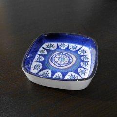 Royal copenhagen|Ceramic square tray( tenera)11cm|UD7012