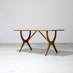 デザイナーズ|コーヒーテーブル(オーク)�カール・エリック・エクセリウス�|UD6055