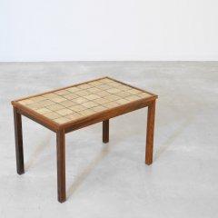 タイル付リビングテーブル(幅80cm)|UD10394