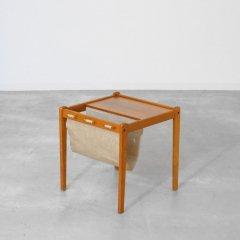 デザイナーズ|サイドテーブル(チーク)/Bent Siberg|UD10343