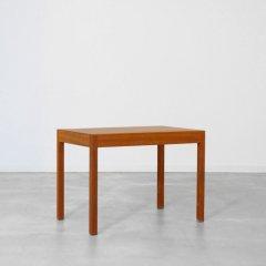 デザイナーズ|リビングテーブル(幅71cm/チーク)/ハンス・J・ウェグナー|UD10357
