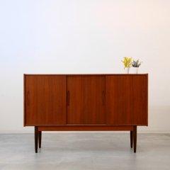 デザイナーズ|サイドボード(幅165cm/チーク)/Knud R Andersen|UD10229