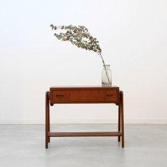 サイドテーブル(チーク)|UD10237