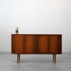 デザイナーズ|サイドボード(幅139cm)�ポール・ハンデバッド�|UD10232