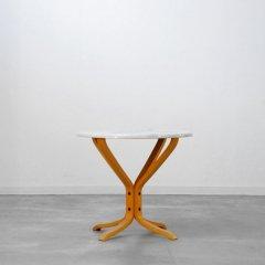 サイドテーブル(ストーントップ・幅60cm)|UD10384
