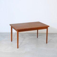 デザイナーズ|伸長式ダイニングテーブル(136cm) / ヘニング・ケアヌルフ |UD10235
