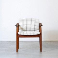 デザイナーズ|Model189 アームチェア /トーベ & エドワード キンドラーセン|UD10303-2