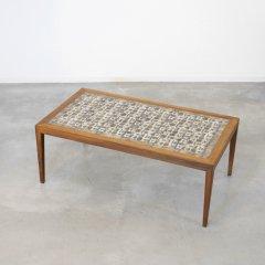 デザイナーズ|ロイヤルコペンハーゲンタイルトップ コーヒーテーブル/サヴァリン・ハンセンJr/BACA|UD9192