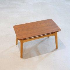 リビングテーブル(チーク&ビーチ)|UD11262