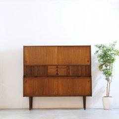 デザイナーズ|カップボード(チーク・幅160cm)/ヨハネス・アンダーセン|UD11158