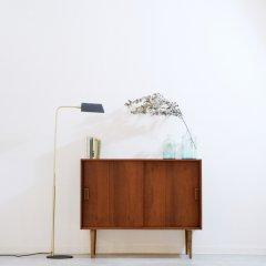 キャビネット(チーク・幅104cm)|UD11338