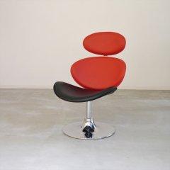 ラウンジチェア/イタリアビンテージ家具/UD5060