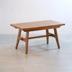 デザイナーズ|ダイニングテーブル(幅135cm/オーク)ルネ・ガブリエル|DT2397