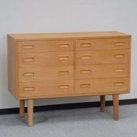 北欧家具アウトレット/北欧デンマークのビンテージ家具/UD18/チェスト4x4