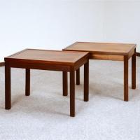 北欧デンマークのビンテージ家具/UD45/サイドテーブル(RW)