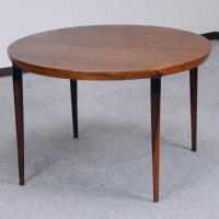 北欧デンマークのビンテージ家具/UD58/ラウンドコーヒーテーブル