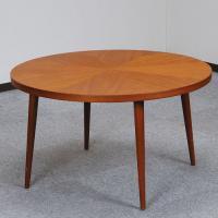 北欧デンマークのビンテージ家具/UD83/ラウンドテーブル