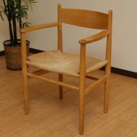 北欧デンマークのビンテージ家具/UD40/ウェグナーアームチェア