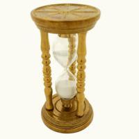 イタリア製 真鍮砂時計 0250007