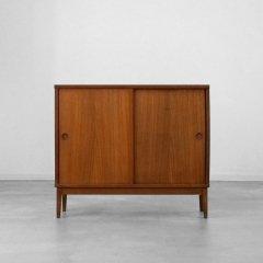 北欧デンマークのビンテージ家具/UD2023/ヤシのスツール