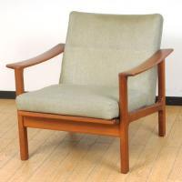 北欧デンマークのビンテージ家具/UD2070/アームチェアー(TK)