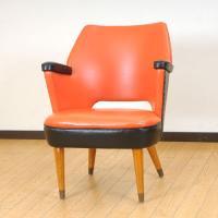 北欧家具アウトレット/北欧デンマークのビンテージ家具/UD2092/1Pソファー