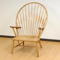 北欧デンマークのビンテージ家具/UD2107/ウェグナー/ピーコックチェアー