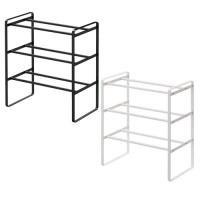 FRAME extension shoes rack / 伸縮シューズラック フレーム3段
