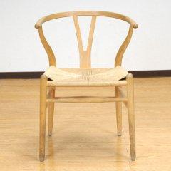 北欧家具アウトレット/北欧デンマークのビンテージ家具/UD3052/Y Chair ワイチェアー(ビーチ)/ハンス・ウェグナー