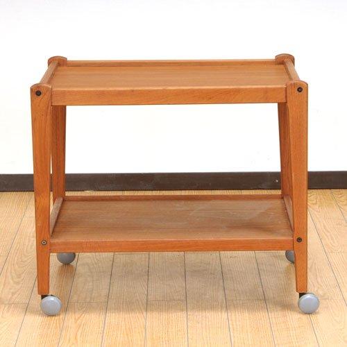 北欧デンマークのビンテージ家具/UD3041/ワゴンテーブル(TK)