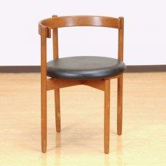 北欧デンマークのビンテージ家具/UD3073/ダイニングチェアー(TK)
