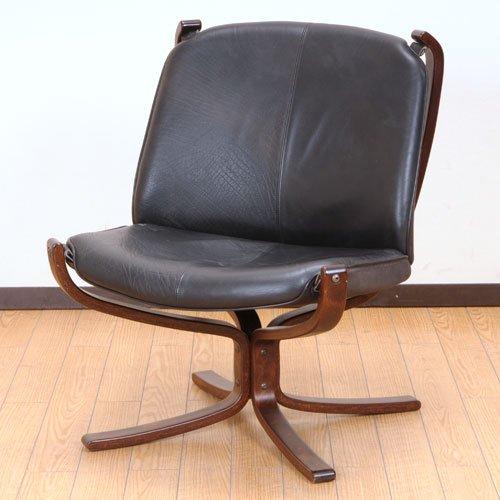 北欧デンマークのビンテージ家具/UD3059/イージーチェア(革)