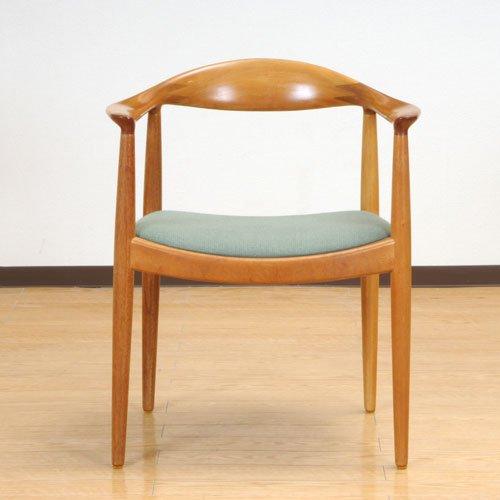 北欧デンマークのビンテージ家具/UD3096/ウェグナー ザ・チェアー(マホガニー)