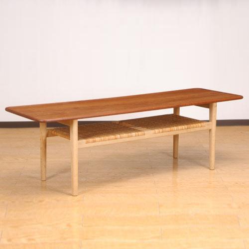 北欧デンマークのビンテージ家具/UD3099/ウェグナー コーヒーテーブル(TK)AT10