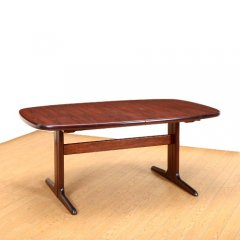 Skovby/スコビー/伸長式ダイニングテーブル/北欧デンマークのビンテージ家具/UD4117/