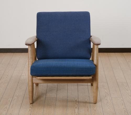 北欧デンマークのビンテージ家具/UD4011/GE240アームチェアー/ハンス・J・ウェグナー