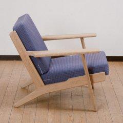 北欧デンマークのビンテージ家具/UD4034/GE290アームチェア/ハンス・J・ウェグナー