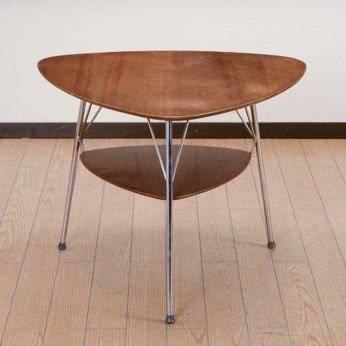 北欧デンマークのビンテージ家具/UD4007/コーナーテーブル/アルネ・ヤコブセン