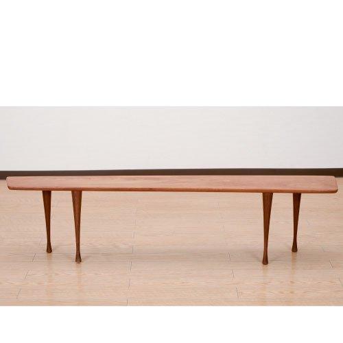 北欧デンマークのビンテージ家具/UD4128/ベンチ・テーブル