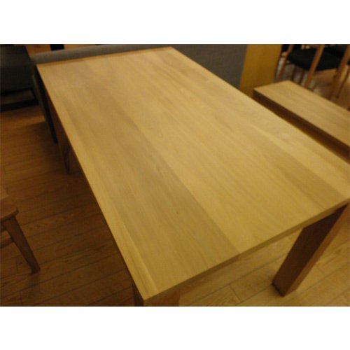 楡(エルム)のダイニングテーブル