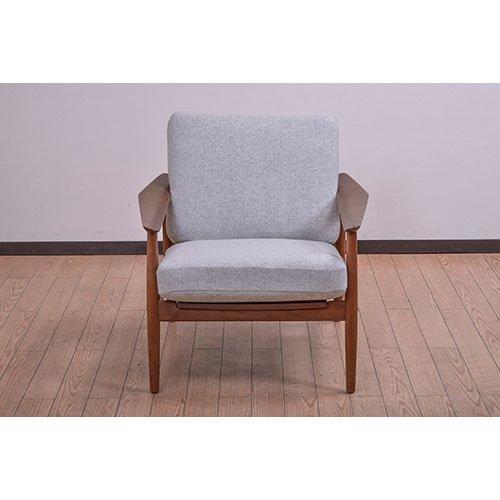 北欧デンマークのビンテージ家具/UD5010/Grethe Jalkアームチェア