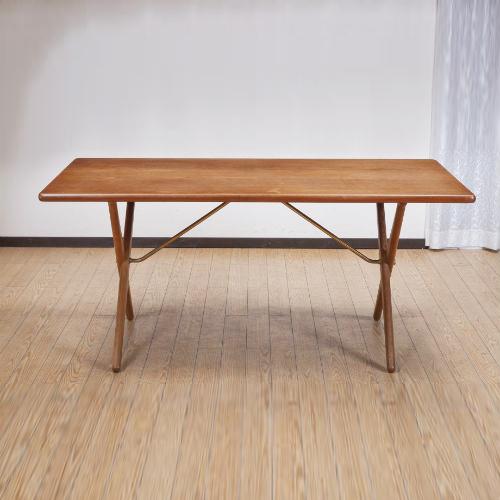 北欧デンマークビンテージ家具/UD5106/ウェグナーModel1303ダイニングテーブル