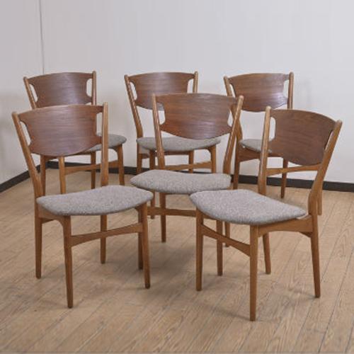北欧デンマークビンテージ家具/UD5103/ダイニングチェア
