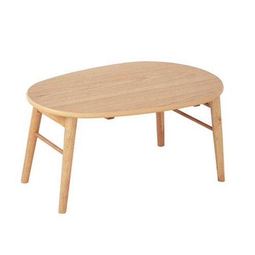 フラン折れ脚テーブル