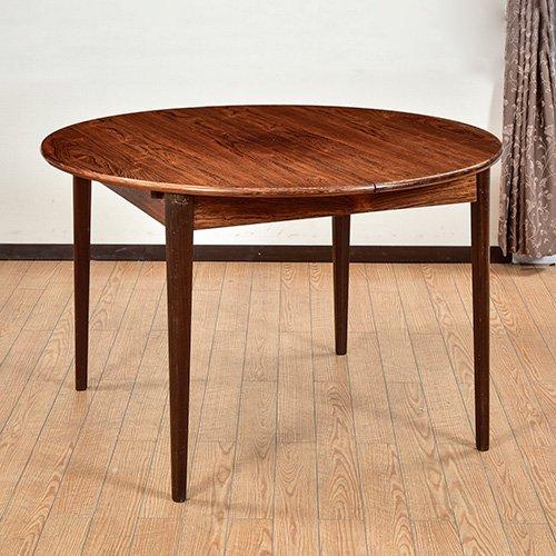 北欧デンマークビンテージ家具/UD6019/ラウンドダイニングテーブル